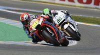 Aprilia llevará novedades para el GP de Italia