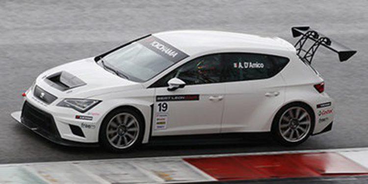Antonio D'Amico y BD Racing se unen en Monza