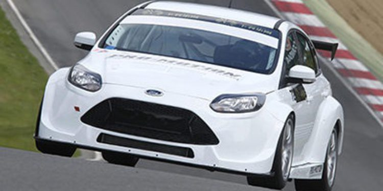 Los Ford Focus SR regresan a las TCR en Monza