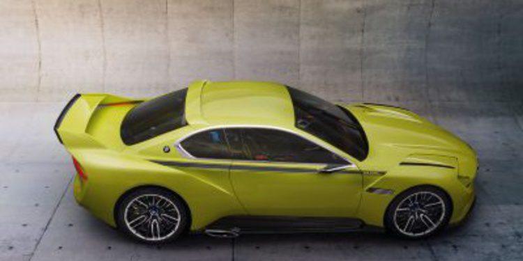 BMW presenta el 3.0 CSL Hommage en el Villa d'Este
