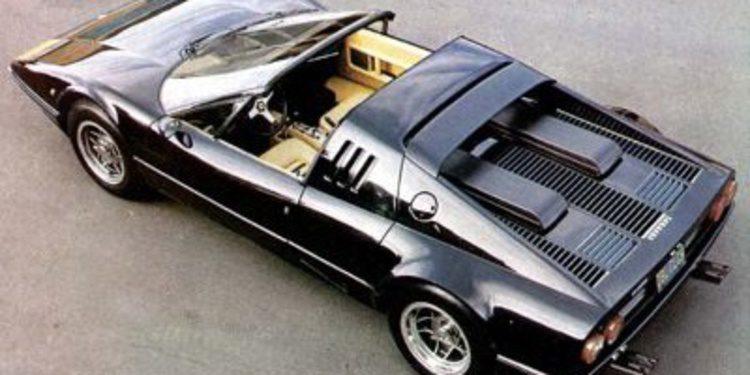 Rareza: Ferrari BB 512 targa Straman, solo uno de dos