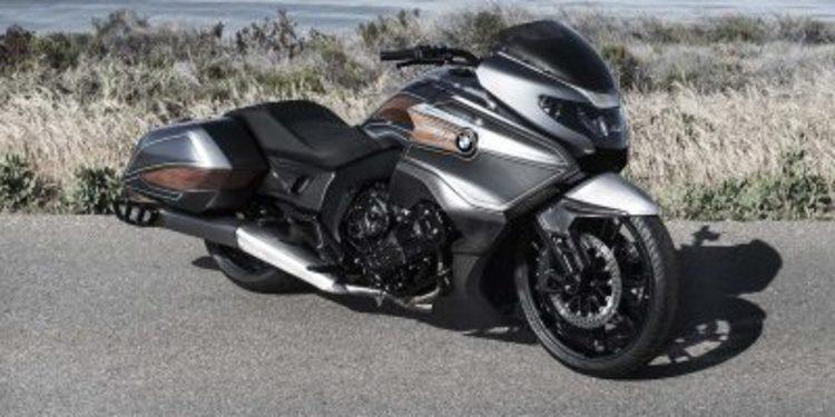 BMW Motorrad 101 Concept presentada en Villa d'Este