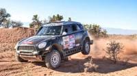 Gonçalves y Terranova ganan el Desafío Ruta 40