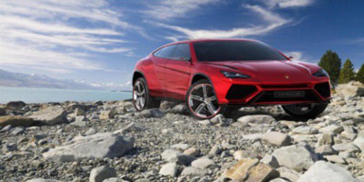 Lamborghini podría anunciar la producción del Urus SUV