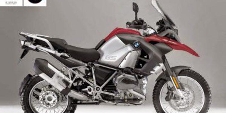 Recreación de la BMW R 1200GS Adventure Sport