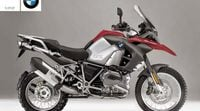 Recreación de la BMW R 1200GS Adventure Sport