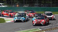 Gianni Morbidelli se impone en Monza