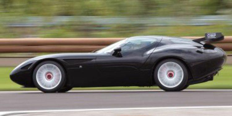 Primer vídeo del Zagato Mostro con base Maserati