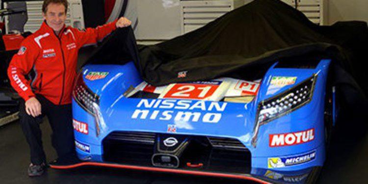 Nissan homenajeará su pole de 1990 en Le Mans