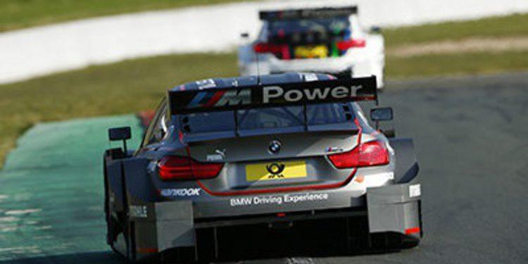 Tom Blomqvist se hace con el primer puesto en el FP1 de Lausitzring