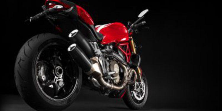 Ducati Monster 821 y 1200 S Stripe 2015, cuando una línea lo cambia todo