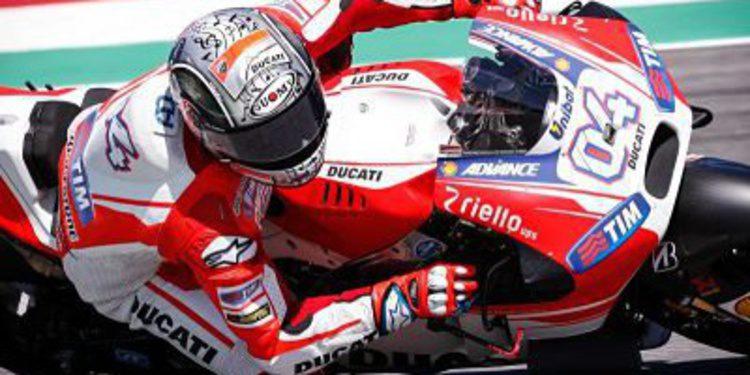 Declaraciones de los más rápidos en la FP1 y FP2 de MotoGP