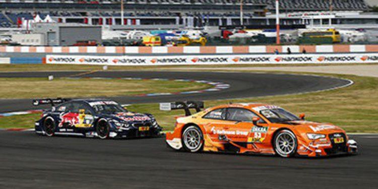 Green encabeza el dominio de Audi en el FP2 de Lausitzring