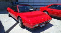 Ferrari Mondial t cabriolet (1989-1993), último de la saga