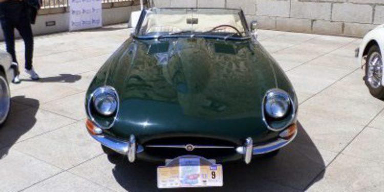 Jaguar E-Type (1961-1975) el icono británico