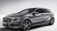Mercedes renovará el Clase A en Frankfurt 2015