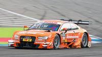 Jamie Green gana la primera carrera en Lausitz con dominio de Audi