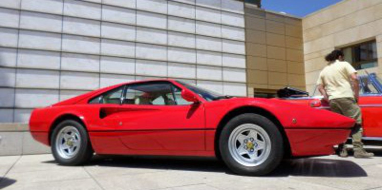 Ferrari 308 GTBi (1980-1982) el más reconocible
