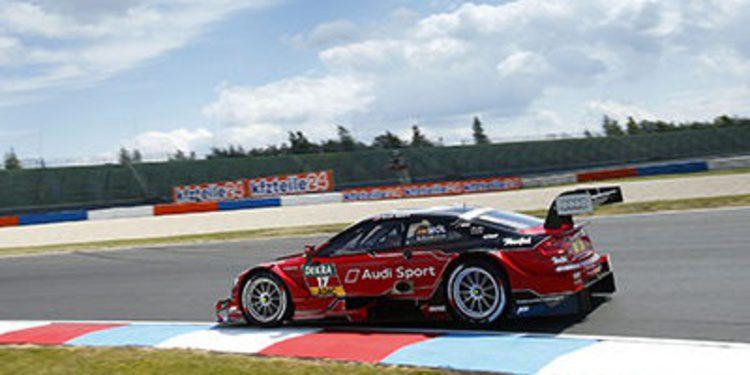 Jamie Green gana en Lausitzring y Miguel Molina sube al podio