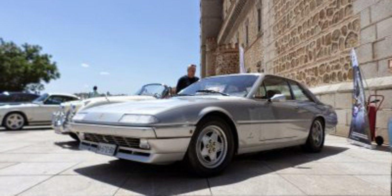 Ferrari 412 Automático (1985-1989) GT clásico