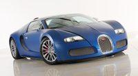 Dos exclusivos y especiales Bugatti Veyron a la venta