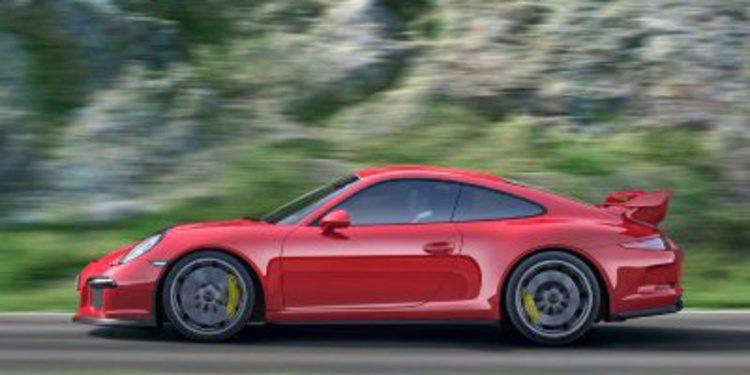 Porsche prepara otra variante GT para el futuro 911