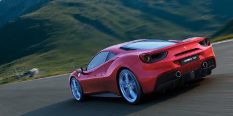 Primeras pruebas en vídeo del nuevo Ferrari 488 GTB