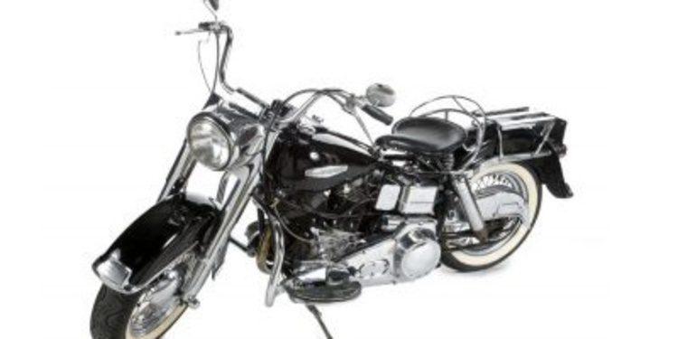 Se subasta la Harley-Davidson de Marlon Brando