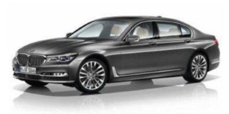 Filtrado el nuevo BMW Serie 7 en el configurador de su web austríaca