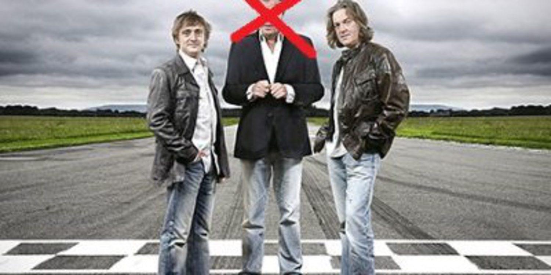 Hammond y May graban últimos episodios de TopGear