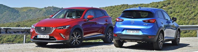 Nuevo Mazda CX-3: El rival que no querrías tener