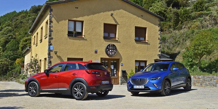 Nuevo Mazda CX-3: Equipamiento y mecánicas
