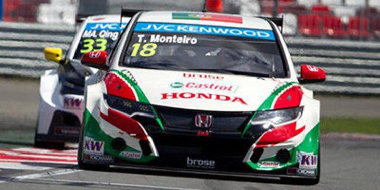 Tiago Monteiro consigue una brillante victoria en Rusia