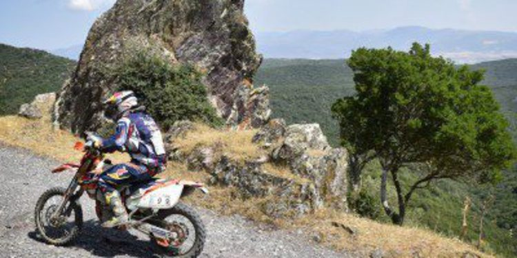Walkner y Sönik ganan la etapa 4 del Sardegna Rally
