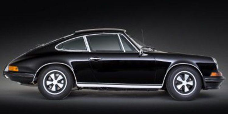A la venta el Porsche de Richard Hamilton, el 911 perfecto