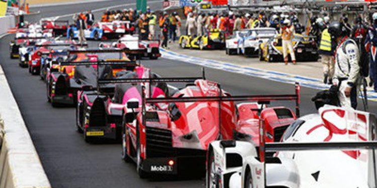 Porsche consigue un triplete tras la primera clasificación en Le Mans
