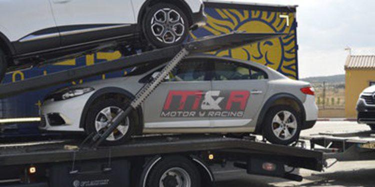 Cazamos al nuevo Renault Laguna de pruebas