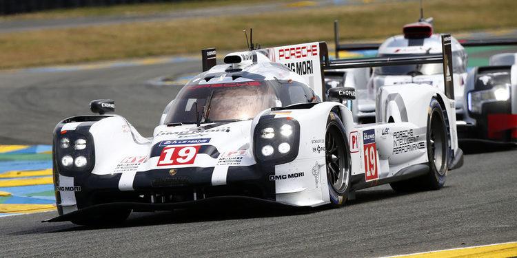 Porsche es el vencedor de la 83ª edición de las 24 Horas de Le Mans