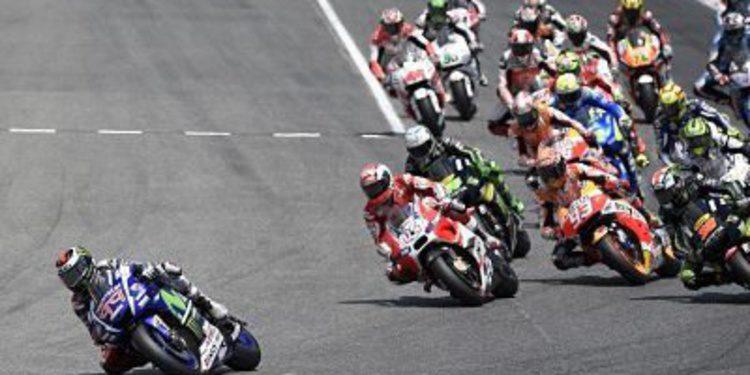 Jornada de test para los pilotos de MotoGP