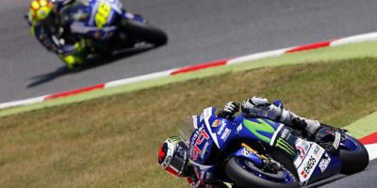 Declaraciones de los tres primeros en MotoGP
