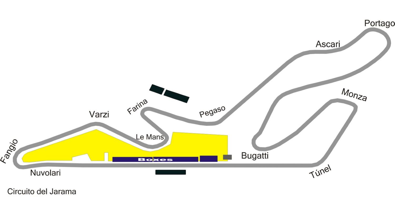Circuito Modena : Espectacular accidente de un ferrari 360 modena en el jarama motor