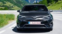 Toyota España presenta el nuevo Avensis