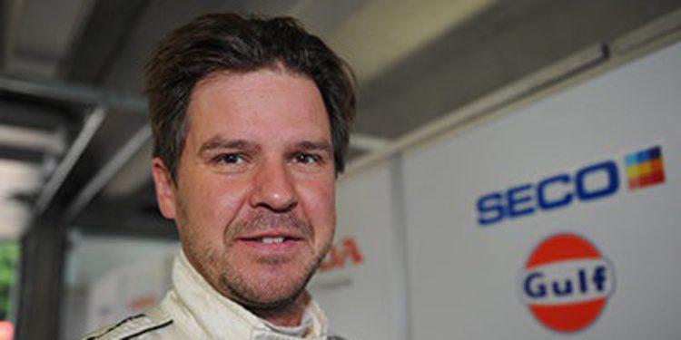Tomas Engström correrá con Engstler en las TCR Series