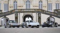 Finaliza la producción del Porsche 918 Spyder deportivo híbrido