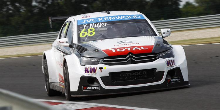Citroën pone las cartas encima de la mesa en los segundos libres