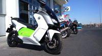 BMW C-Evolution: la primera eléctrica de BMW Motorrad