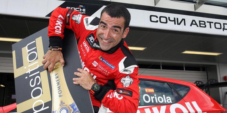 Jordi Gené logra su primera pole en las TCR Series
