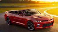 Primer teaser del Chevrolet Camaro 2016 convertible