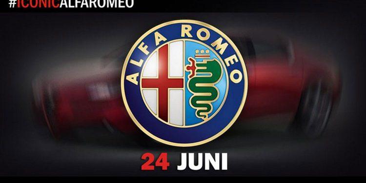 Primeras imágenes del nuevo Alfa Romeo Giulia QV