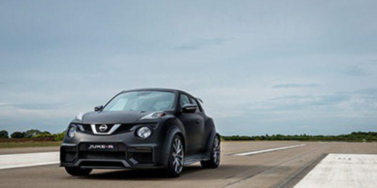"""El Nissan Juke R 2.0 """"despegará"""" en Goodwood"""
